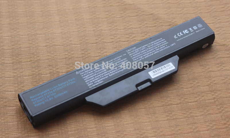 Thay pin laptop hp compaq 550