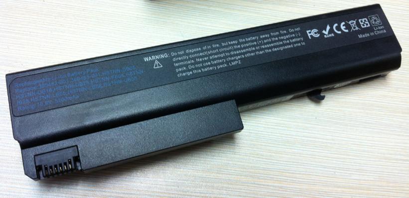 Thay pin laptop hp compaq 6515B 6710B