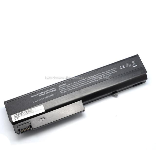 Thay pin laptop hp compaq NX5100 NX6100