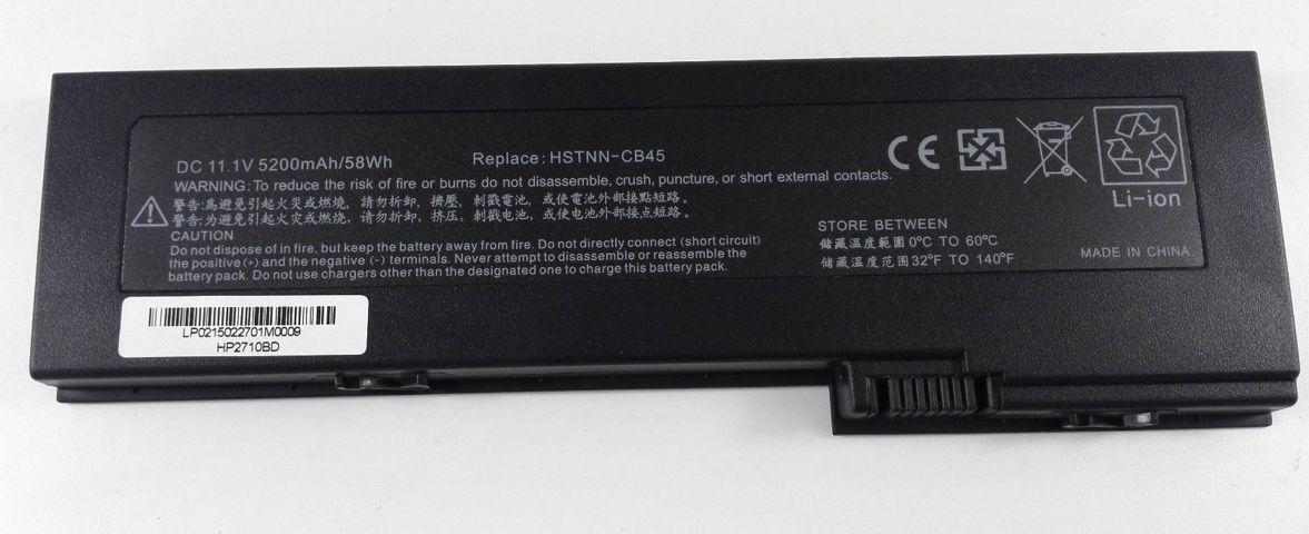 Thay pin laptop hp elitebook 2730p