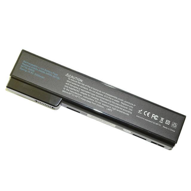 Thay pin laptop hp Elitebook 8540P