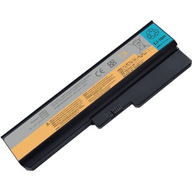Thay pin laptop lenovo IdeaPad G550