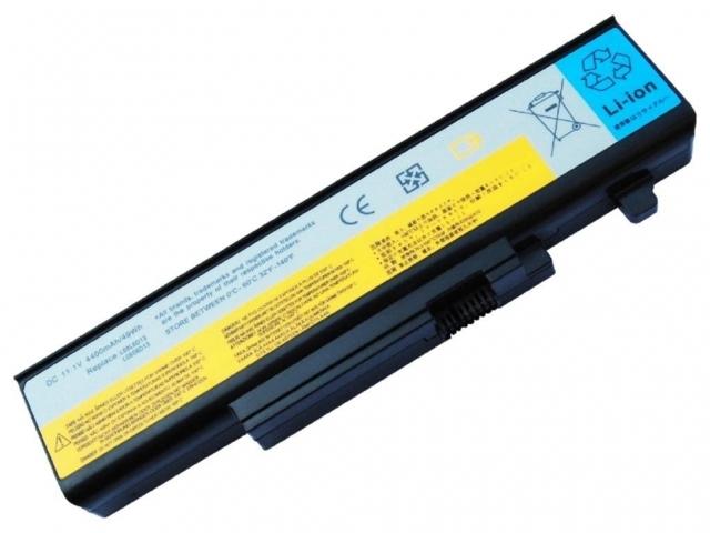 Thay pin laptop lenovo ideapad Y550