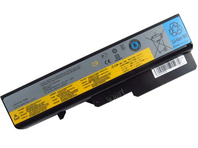 Thay pin laptop lenovo IdeaPad Z570