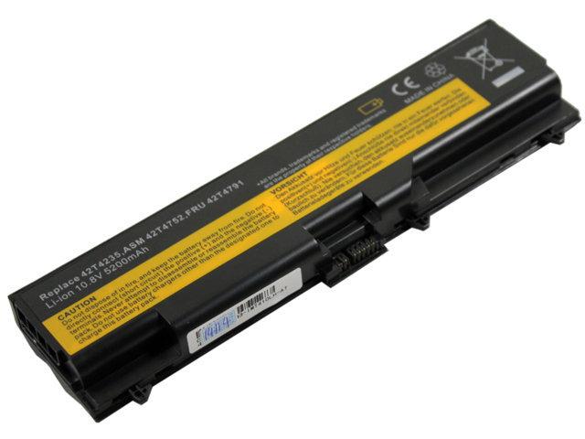Thay pin laptop lenovo ThinkPad T520