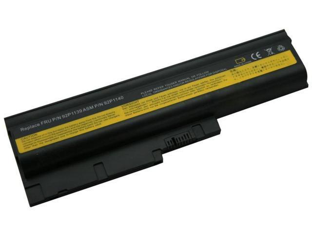 Thay pin laptop lenovo ThinkPad T60P