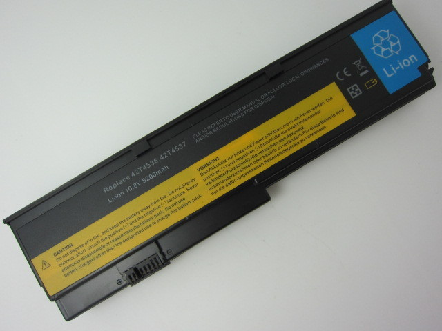 Thay pin laptop lenovo ThinkPad X200I