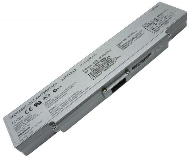 Thay pin laptop Sony Vaio VGP-BPS9