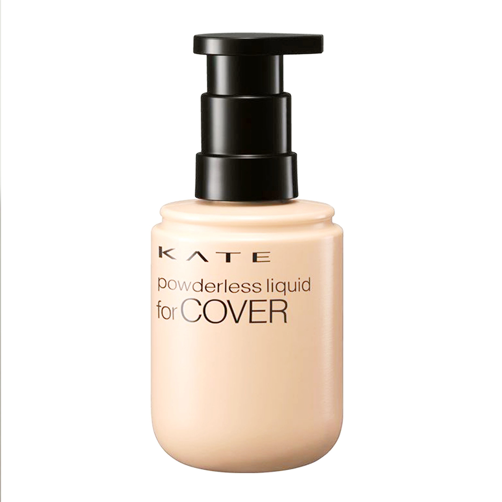 Kem nền che khuyết điểm Kate Powderless Liquid for Cover Kanebo