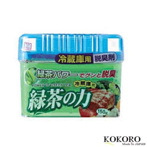 Hộp Khử Mùi Tủ Lạnh Hương Trà Xanh Nhật Bản