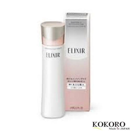 Nước hoa hồng Elixir White Shiseido Nhật Bản (170ml)