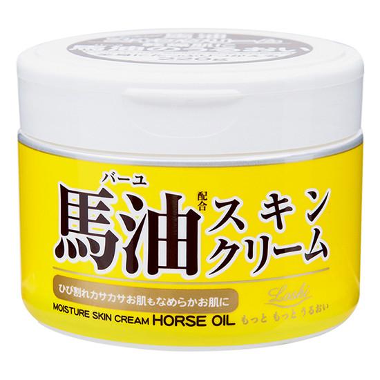 Kem Dầu Ngựa Cosmetex Roland Loshi Horse Oil Skin Cream (220g)