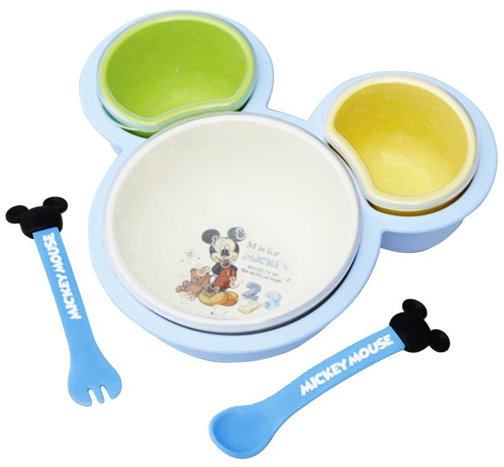 Set ăn dặm Micky Mouse