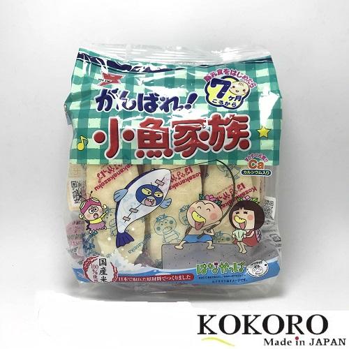 Bánh Ăn Dặm Iwatsuka Vị Cá 51g Nhật Bản