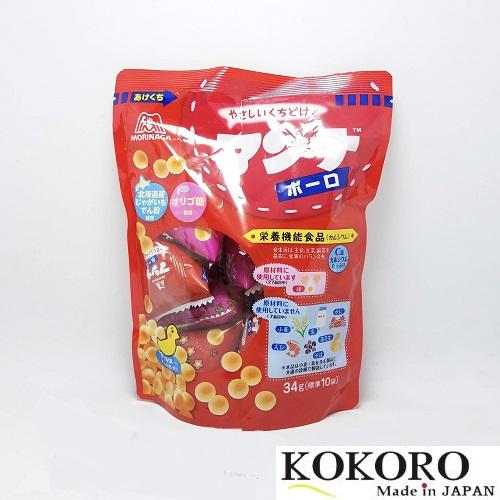 Bánh Ăn Dặm Morinaga Dạng Túi 34g