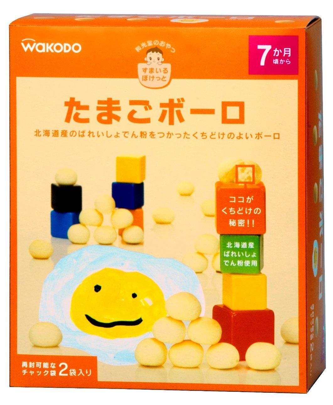 Bánh Ăn Dặm Wakodo Nhật Bản