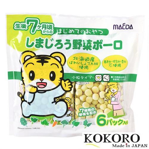 Bánh Men Macda Nhật Bản