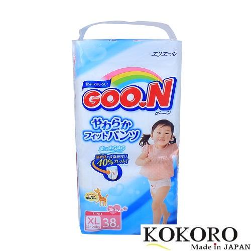 Bỉm Goon Nhật Bản