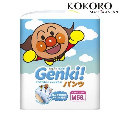 Bỉm Genki Nhật Bản