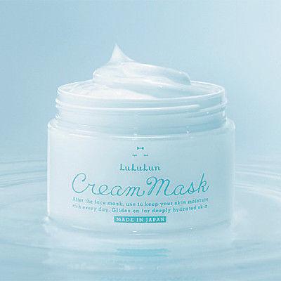 Mặt nạ tươi Lululun Cream Mask