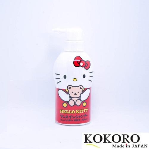 Dầu Gội Cho Bé Hello Kitty 300ml