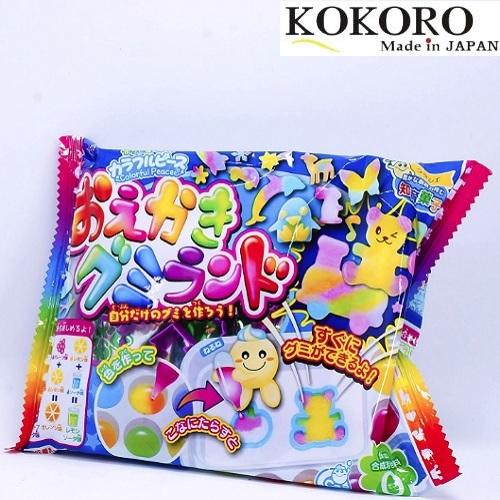 Đồ Làm Kẹo Mứt Oekaki Candy Kit Cho Bé