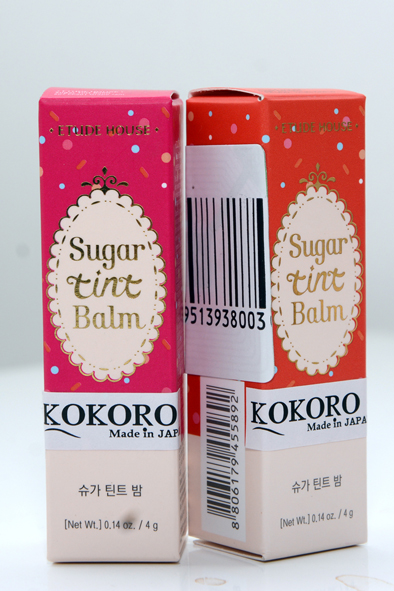 Son Etude House Sugar Tint Balm
