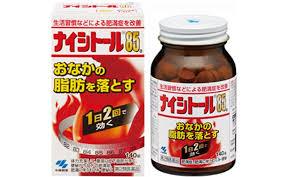 Thuốc Giảm Cân & Mỡ Bụng Naishitoru 85 Kobayashi 336 Viên