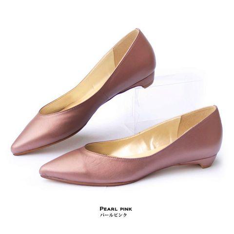 Giày đế thấp 2cm