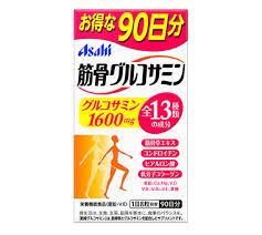 Thuốc Khớp Xương Glucosamine Chondroitin Asahi Nhật Bản
