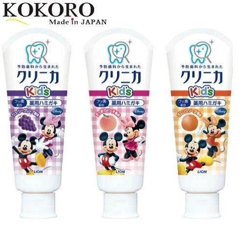 Kem Đánh Răng Lion Mickey Nhật Bản