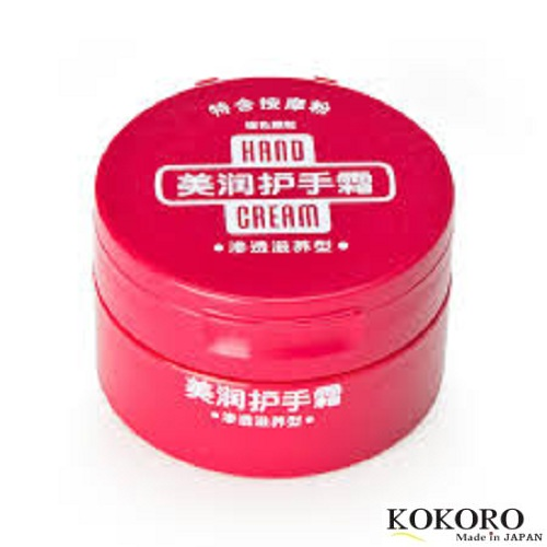 Kem Dưỡng Ẩm Da Tay Hand Cream Shiseido Nhật Bản (100g)