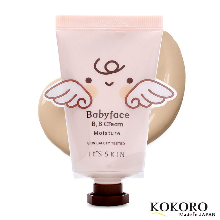Kem Nền BabyFace BB Cream Its Skin