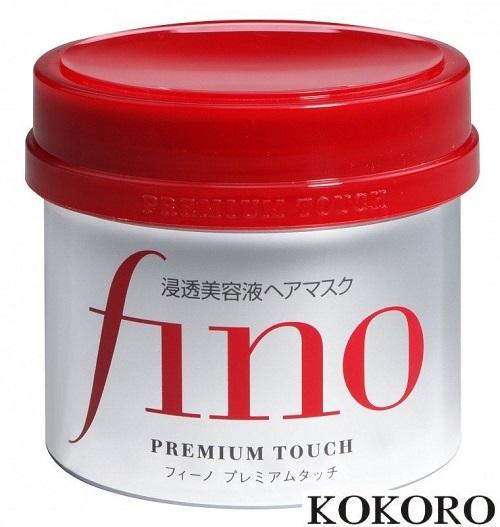 Kem Ủ & Hấp Tóc Fino Shiseido
