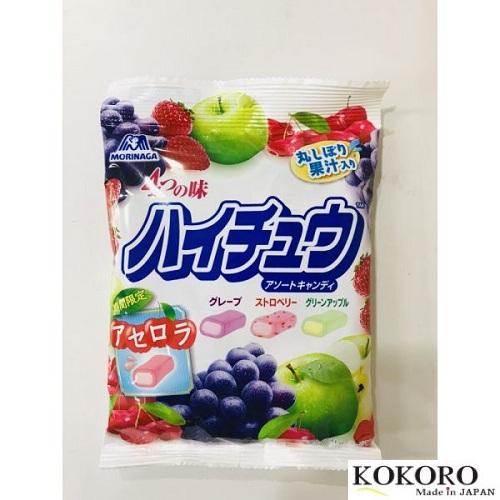 Kẹo Dẻo Trái Cây Morinaga Nhật Bản