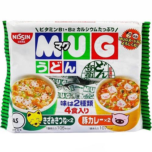 Mì Ăn Liền Mug Nissin Nhật Bản