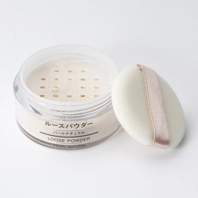 Phấn Phủ Muji Loose Finishing Powder