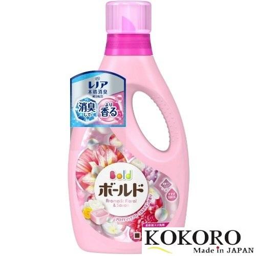 Nước Giặt Xả Bold 3 in 1 Nhật Bản