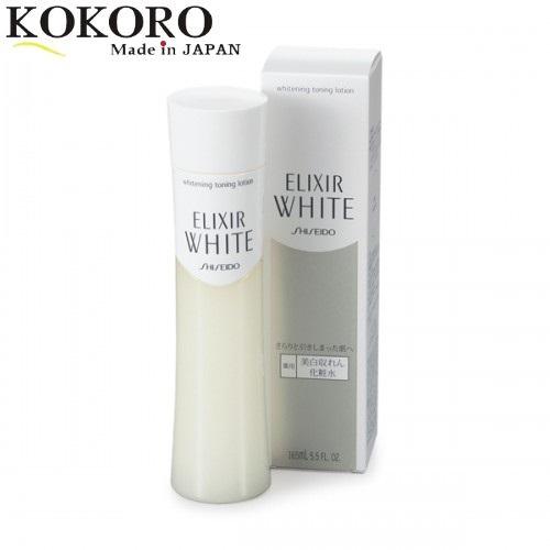Nước Hoa Hồng Shiseido Elixir White Whitening Clear Lotion 170ml