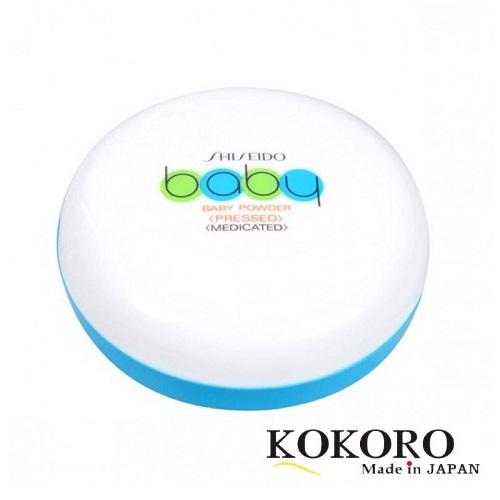 Phấn Phủ Shiseido Baby Powder Pressed Medicated