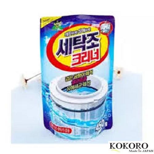 Gói Tẩy Vệ Sinh Lồng Giặt Nhật Bản