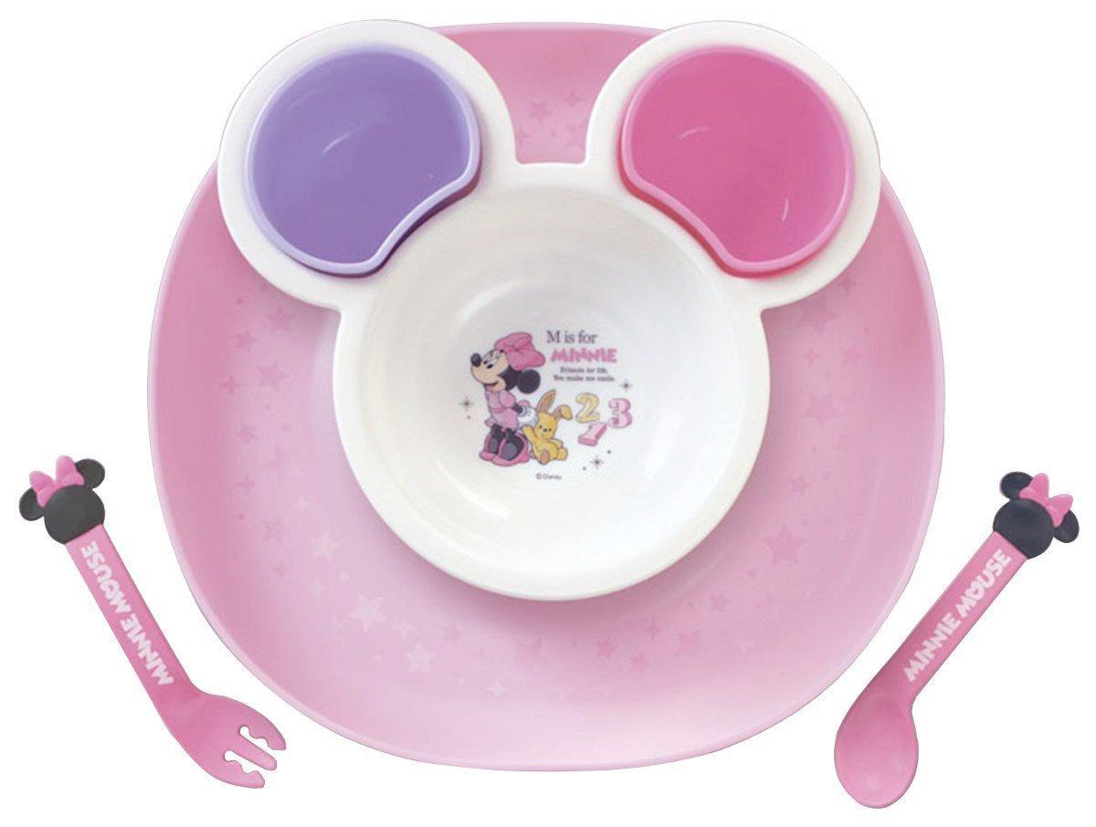 Set Ăn Dặm Micky Mouse Nhật Bản