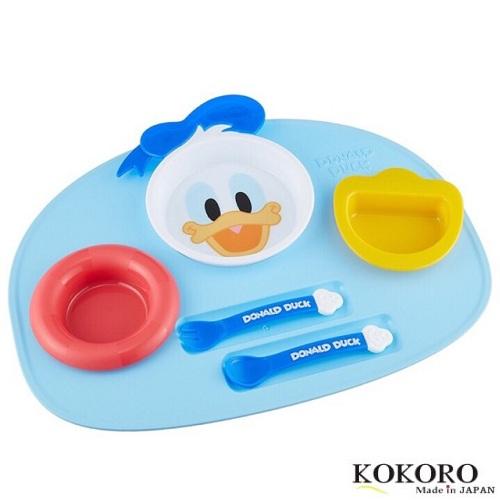 Set đồ ăn dặm cho trẻ em Nhật Bản
