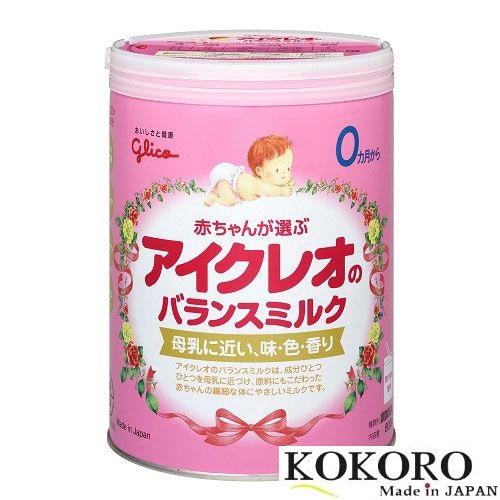 Sữa Glico Icreo Nhật Bản