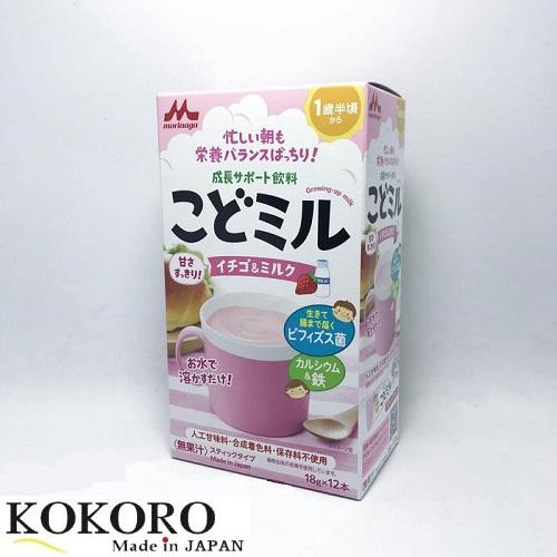 Sữa Morinaga Cho Trẻ Từ 1.5 Tuổi