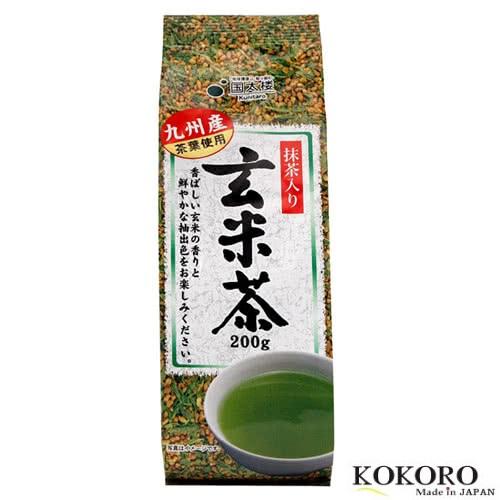 Bột Trà Xanh Gạo Lứt Nhật Bản (100g)