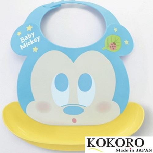 Yếm Ăn Dặm Micky Nhật Bản