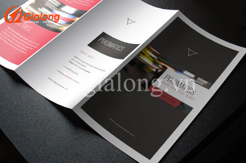 In tờ gấp, brochure