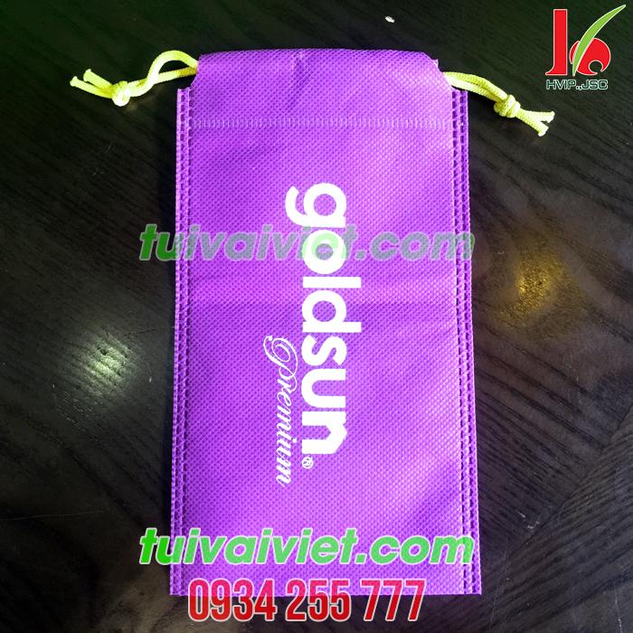 Túi vải không dệt Goldsun TVE018 hinh 3
