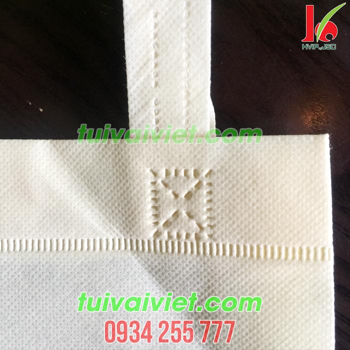 Túi vải không dệt Kem NZ TVE019 hinh 2